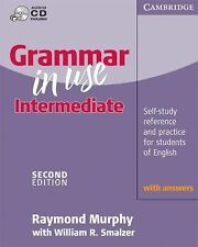 Grammar in Use Intermediate with Answers with Audio CD: Self-study Reference and