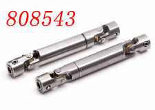 2pcs stainless steel Universal Drive Shaft 90mm-115mm for rc crawlers D90 SCX10