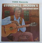 STONEWALL JACKSON - Greatest Hits - Excellent Con LP Record Sunbird SN 50104