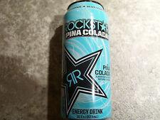 ENERGY DRINK,Rockstar ,(1 full Can ) PINA COLADA,16 oz, USA