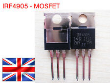 Irf4905-transistor-preamplificatore MOSFET allo, P, -55 V, una -74, TO-220 - UK STOCK-POST VELOCE
