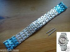 ORIS Stainless Steel Band.strap.Bracelet- Artelier Worldtimer 690.7581 #82273