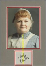 Lesley Nicol Mrs. Patmore The Cook Downton Abbey Autograph UACC RD96