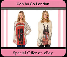 A Special offer for purchasing 2 jumpers - Miss Jolie Telephone Box ( Beige ) an