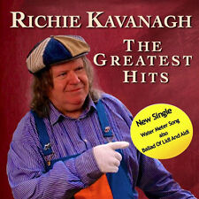 Richie Kavanagh - The Greatest Hits | NEW SEALED CD (Irish Comedy Compilation)