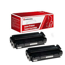 2PK Compatible S35 S-35 Toner Cartridge for Canon imageCLASS D320 D340 D383