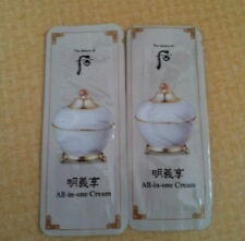 [The History of Whoo] Myunguihyang All-in-one Cream 100ml(1ml*100ea) + Free Gift