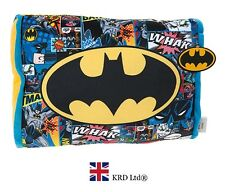 Official DC Comics BATMAN PILLOW Home Bedroom Logo Plush Cushion Christmas Gift