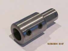 "SHAFT   Step-Up Coupling   5/8"" X  3/4""  Steel       1 Pc"