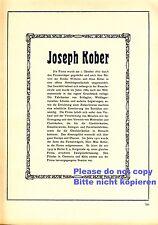 Metall Kober Breslau XL Reklame 1923 Werbung Wroclaw +
