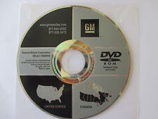07-09 GM Chevy Cadillac Hummer GMC Navigation CD DVD 15934919 2.0 464210-6600