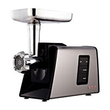 Sunmile SM-G73 ETL Stainless Steel #8 Electric Meat Grinder Max Power 1000W