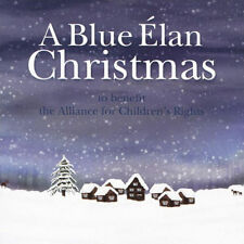 BLUE ELAN CHRISTMAS TO BENEFIT THE ALLIANCE - CD - Sealed