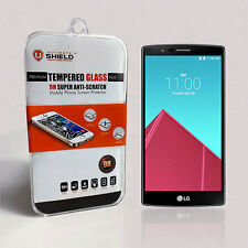 Ultimate Shield Tempered Glass Screen Protector for LG G4