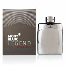 Legend Intense By Mont Blanc 3.3/3.4oz. Edt Spray For Men New In Box