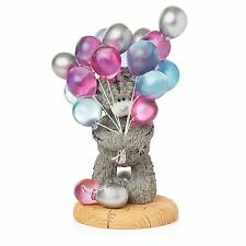 PRE-ORDER Me to You Big Celebrations Balloon Figurine & Stand - Tatty Teddy Bear