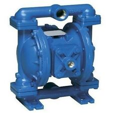 DOUBLE DIAPHRAGM PUMP - Air Operated - 45 GPM @ 100 PSI - Commercial Grade Duty