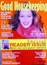 Good Housekeeping Magazine February 2001