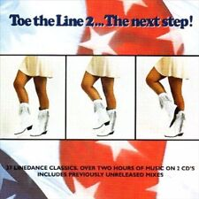 Various: - Toe The Line 2... The Next Step! - 2 CD Album (1997)
