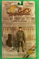 1:18 Scale 21st Century WW2 BATTLE of BULGE US ARMY MB VEHICLE DRIVER *BRAND NEW