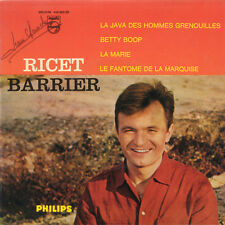 RICET BARRIER La Java Des Hommes Grenouilles Fr Press Philips 432.863 EP