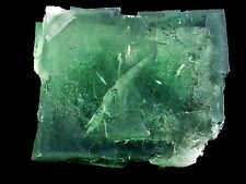 5.4lbs Perfect Green Fluorite Mineral Display Specimen From Hunan China!