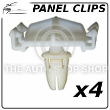 Bodyside Trim Clips 9MM For Mercedes-Benz E-Class W210 Part 10364 Pack of 4
