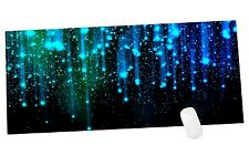 Cennbie Extended Gaming Mouse Pad Large Meteor Mouse Mats Desk Pad 895x395mm