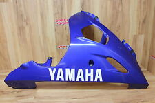 03-05 YAMAHA YZF R6 (06-09 R6S) right LOWER BOTTOM BELLY SIDE FAIRING COWL OEM