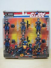 2006 G.I JOE COBRA VALOR VS VENOM VIPER PIT TROOPER 6 PACK LOT NEW ARMY BUILDER