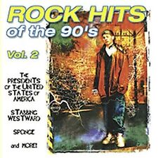 Zz/Various Artists - Rock Hits Of The 90s Vol 2 (1999) - Used - Compact Dis
