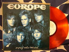 Europe-Out Of This World LP-RED VINYL-RARE!!!!!!!!!!!!!!!!!!!!!!!!!!!!!!!!!!!!!!