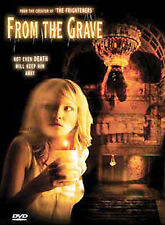 From the Grave (DVD New) Jamie Bower*Clemency Burton WS
