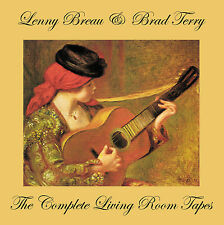 LENNY BREAU - COMPLETE LIVING ROOM TAPES - TWO CD SET - WITH BONUS TRACKS