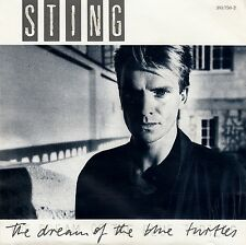 STING : THE DREAM OF THE BLUE TURTLES / CD (A&M RECORDS 393 750-2)