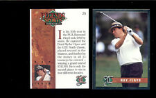 1993 Legends Magazine RAY FLOYD Golf Card