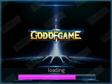 900 in 1 God of Game multigame pcb board JAMMA arcade cabinet game card For VGA
