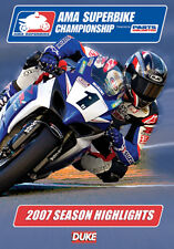 AMA SUPERBIKE CHAMPIONSHIP 2007 - DVD - REGION 2 UK