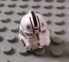 LEGO White Star Wars Clone Trooper Pilot Minifigure Helmet