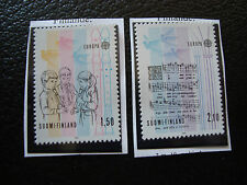 FINLANDE - timbre yvert et tellier n° 932 933 n** (A22) stamp finland