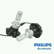 Car LED Headlight Plug and Play G7 LAMPADE H7 6000K 8000LM con PHILIPS LUMILEDS