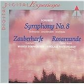 Symphony 8, Harnoncourt, Vso, Schubert, Very Good Import