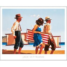JACK VETTRIANO-SWEET BIRD of Youth-Premium OPEN EDIZIONE STAMPA (46x50)