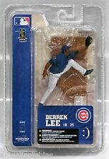 "McFARLANE 3""- MLB 5 - CHICAGO CUBS - DERREK LEE - 7,5cm FIGURA"