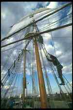 metal sign tall sail boats ship 257081 the black pearl sailor in the rigging a4