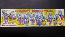 Ü-Ei BPZ Die Happy Hippo Company