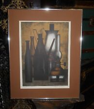 BREITER, Herbert 30,0 x 24,0 in Color Lithograph on paper Framed