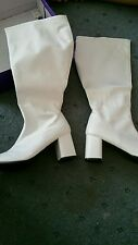 Size US 15 Knee high boots