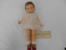 "19"" Antique Composition Effanbee Patsy Ann Doll, Pat.1283558 (LK)"
