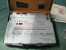 Motorola Intrac Datrac C1570A Mk2 Test Set in Case w Cables Manuals - USED